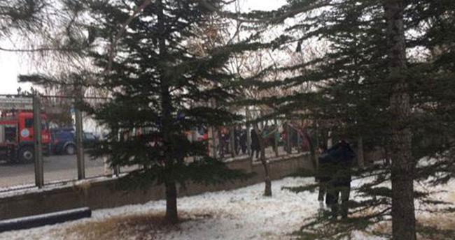 Kayseri'de askerleri mi hedef alındı?