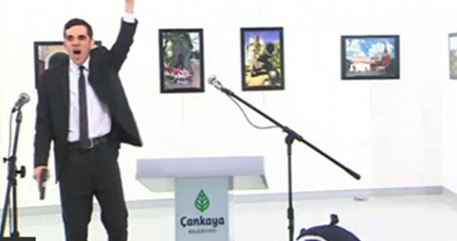 İşte Rus büyükelçiyi vuran saldırgan