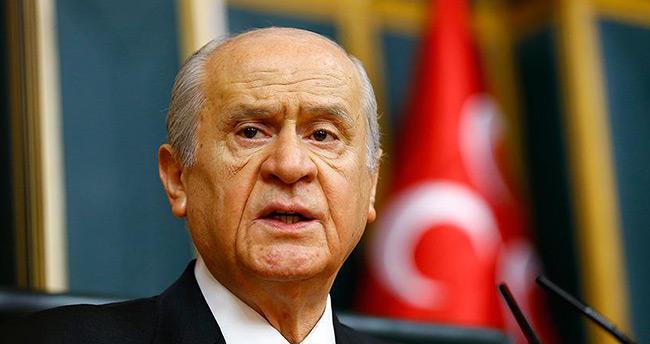 MHP Genel Başkanı Bahçeli: Hainlerin amacı milli aklı karıştırmaktır