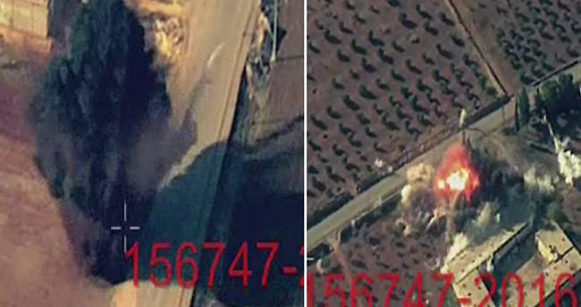 TSK: DEAŞ'a ait 217 hedef etkisiz hale getirildi