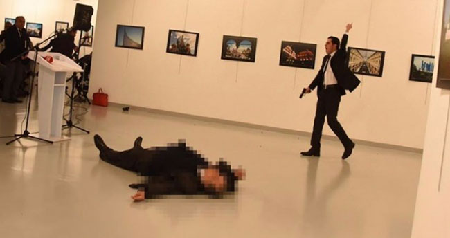Büyükelçi'yi öldüren zanlı neden sağ yakalanmadı?