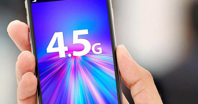 4,5G'li abone sayısı 3G'lileri katladı