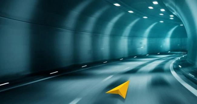 Avrasya Tüneli, Yandex Navigasyon'a eklendi!