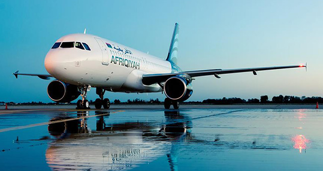 Libya uçağı kaçırıldı