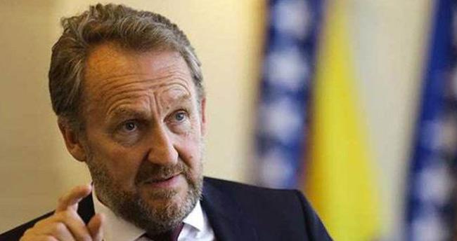 """Boşnak lider İzetbegovic: """"FETÖ şüphesiz terör örgütüdür"""""""