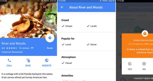 Google Haritalar'dan engellilere müjde!