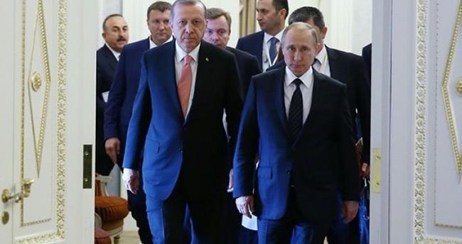 Rusya'dan Suriye hamlesi! Türkiye ve İran da masada…
