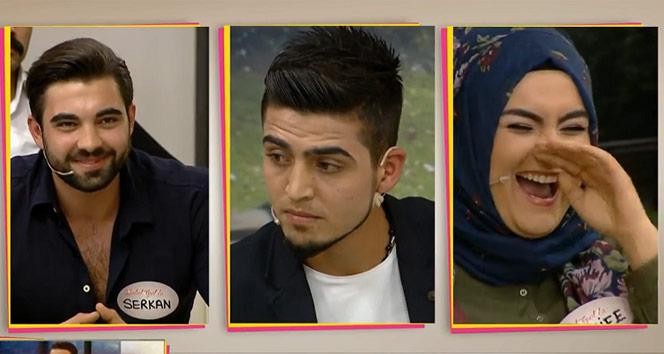 Serkan'dan Hanife ile ilgili şok iddia!