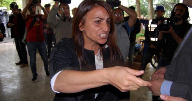 HDP'li Aysel Tuğluk gözaltına alındı