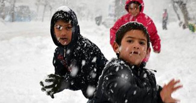 Karaman'da kar tatili uzatıldı – 27 Aralık Karaman kar tatili