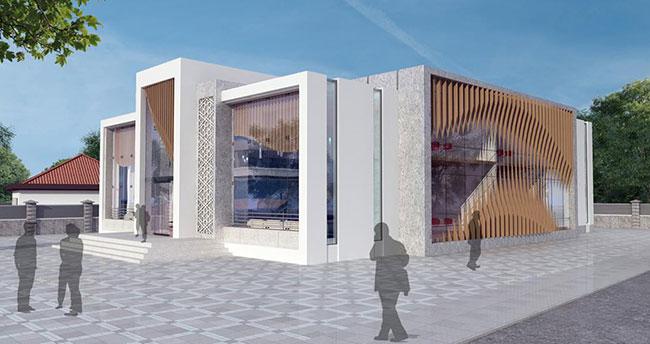 Meram'a yeni bir tesis daha