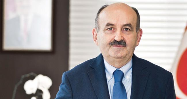 Bakan Müezzinoğlu: Asgari ücrette 1.300 TL yeterli değil
