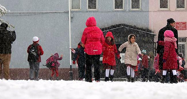 Karaman'da kar tatili uzatıldı – 28 Aralık Karaman kar tatili