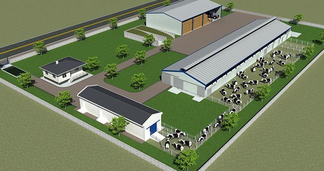 Konya Büyükşehir Belediyesi'nden hayvancılık yatırımlarına proje desteği