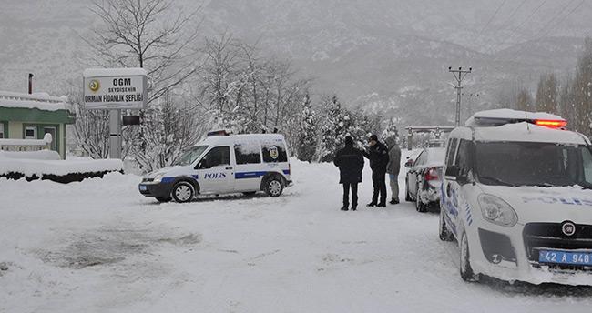 Konya'da 53 yaşındaki güvenlik görevlisi ölü bulundu