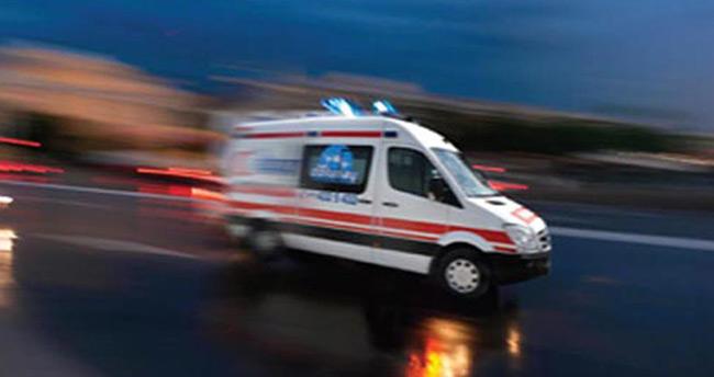 Konya'da otomobil devrildi: 1 ölü, 2 yaralı