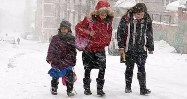 Konya'nın bazı ilçelerinde kar tatili uzatıldı – 28 Aralık Konya'da hangi ilçelerde okullar tatil?