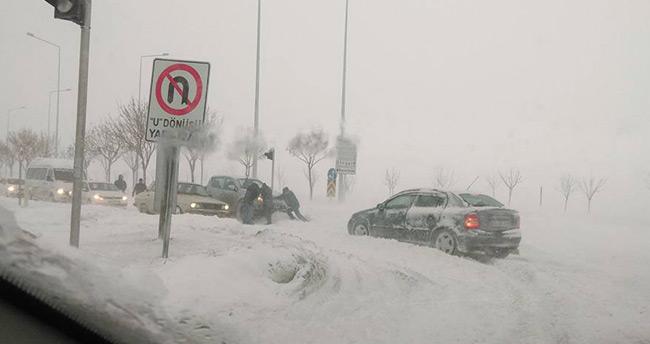 Belediyeler kar tatilinde