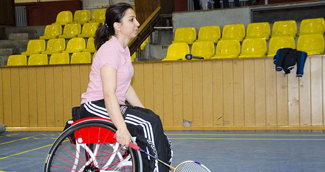 Engelli annenin azmi, Avrupa şampiyonluğunu getirdi