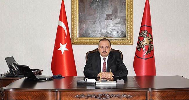 Konya Valisi Yakup Canbolat yeni yıl mesajı yayımladı
