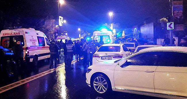 Ortaköy'de gece kulübüne saldırı: 35 ölü 40 yaralı