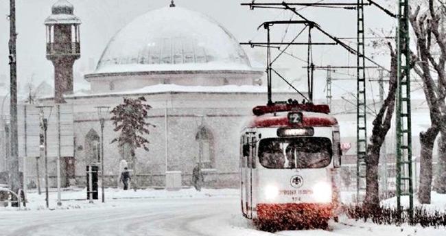 Konya'da eğitime kar engeli – 3 Ocak Konya kar tatili