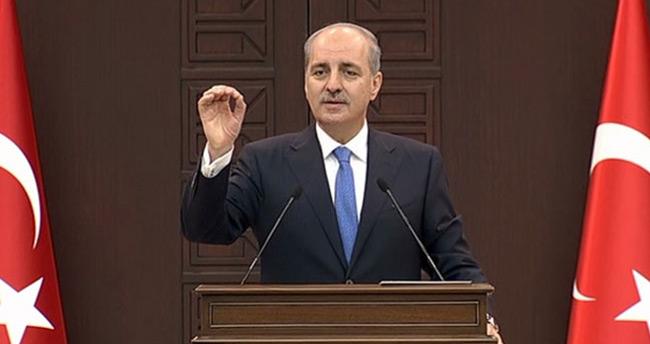 Başbakan Yardımcısı Kurtulmuş: Terör örgütlerinin hepsine diz çöktüreceğiz