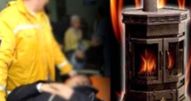 Çankırı'da sobadan sızan gazdan zehirlenen kişi öldü