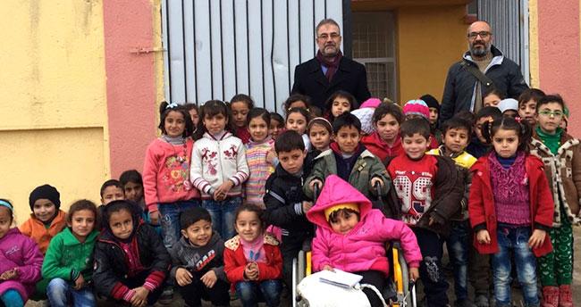 Cerabluslu çocuklar Türkçe de öğrenecek