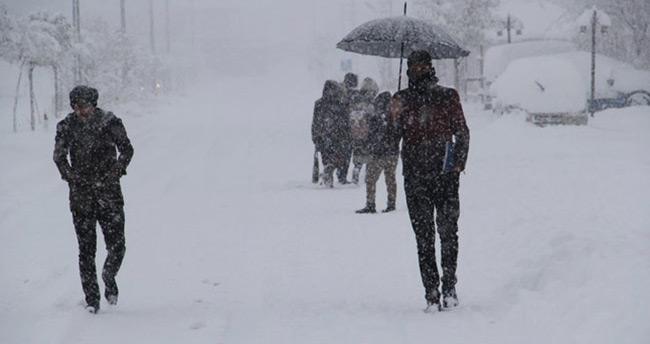İstanbul ve Ankara'ya kar geliyor…Kar ne zaman yağacak?