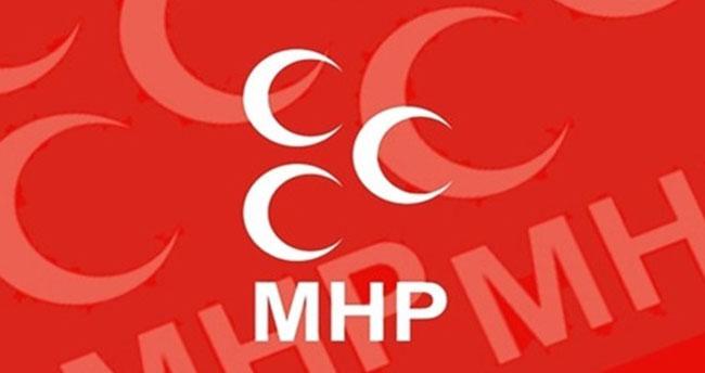 MHP'de istifa