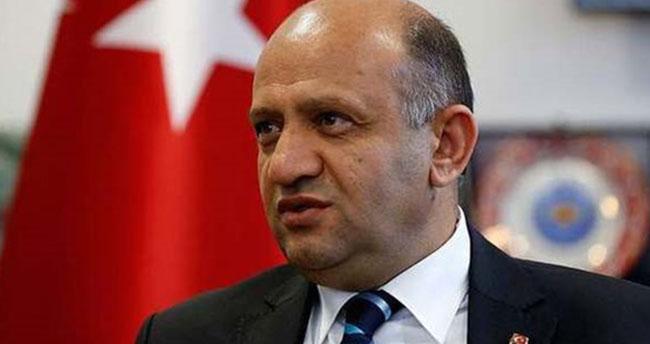 Savunma Bakanı Fikri Işık'tan İncirlik Üssü çıkışı