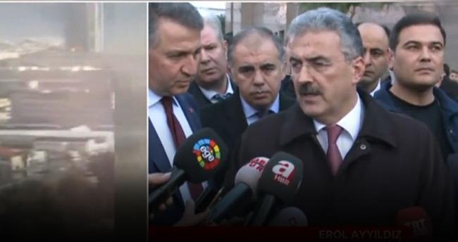 İzmir Valisi : Bulgular o örgütü işaret ediyor!