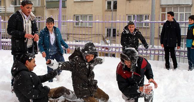 Konya'da yarın okullar tatil mi? – 9 Ocak Pazartesi Konya'da eğitime kar tatili!