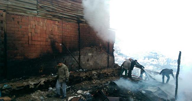Karaman'da ev yangını: 3 ölü