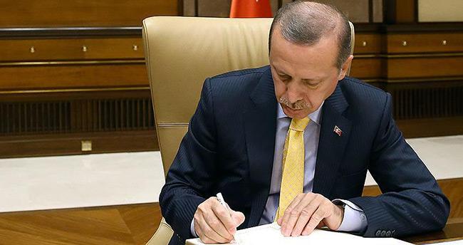 Cumhurbaşkanı Erdoğan'dan Sınai Mülkiyet Kanununa onay