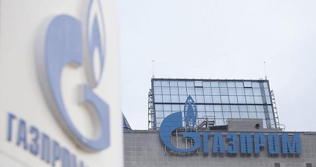 Gazprom'un günlük doğalgaz ihracatı rekor kırdı