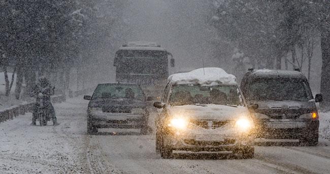 Meteoroloji uyardı: Buzlanma ve sise dikkat!