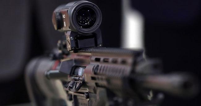 Milli Piyade Tüfeği (MPT-76) TSK'ya teslim edildi