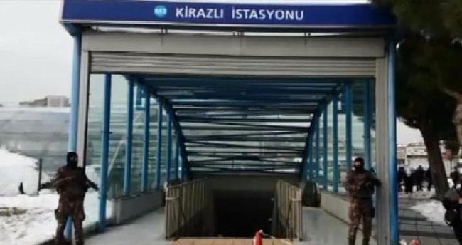 'Reina saldırganı' alarmı! Metro kapatıldı