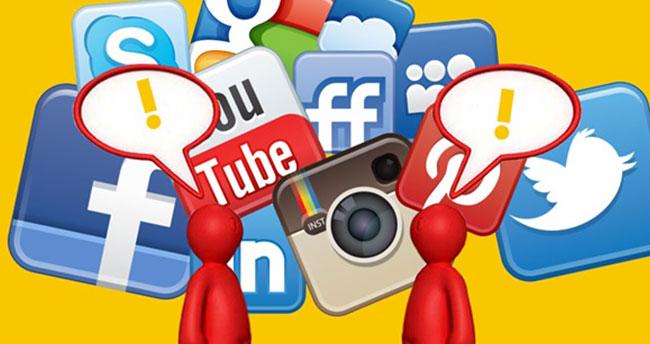 Sosyal medyada 'sazan' konumuna düşmeyin!