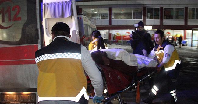 Konya'da restoranda tuvalet kavgası: 2 yaralı