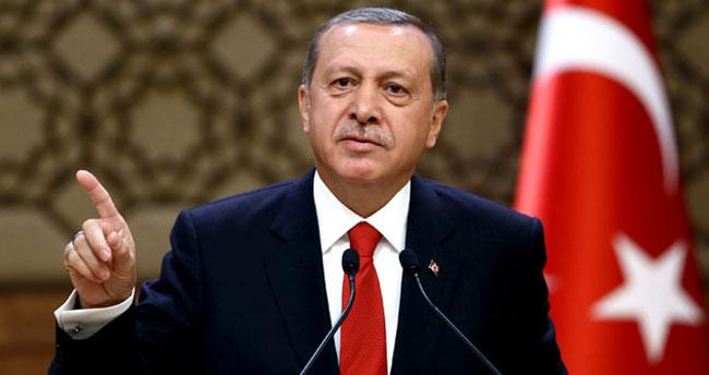 Erdoğan: Bunu başlarında patlatacağız