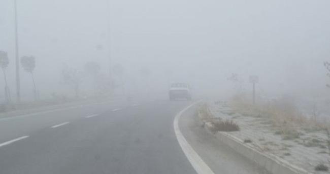 """Meteoroloji'den Konya ve çevresine """"sis"""" uyarısı"""