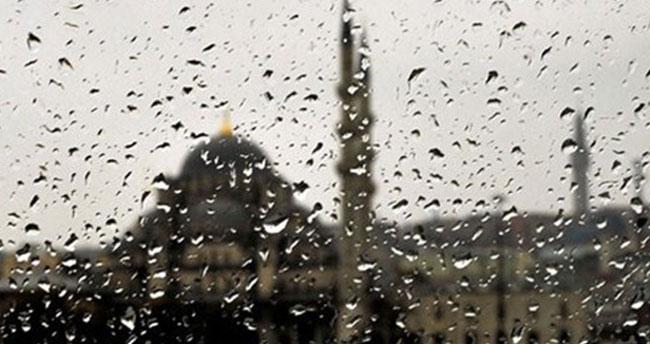 Konya'ya yağmur geliyor