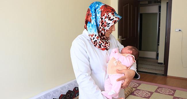 Hoş geldin bebek büyük ilgi gördü
