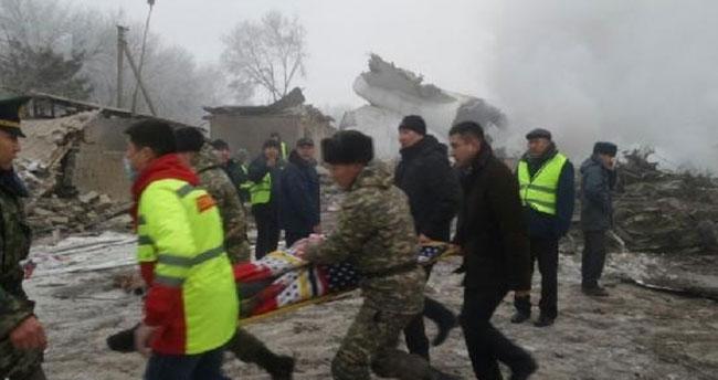 Kırgızistan'da düşen Türk kargo uçağı ne taşıyordu? İşte o sorunun cevabı