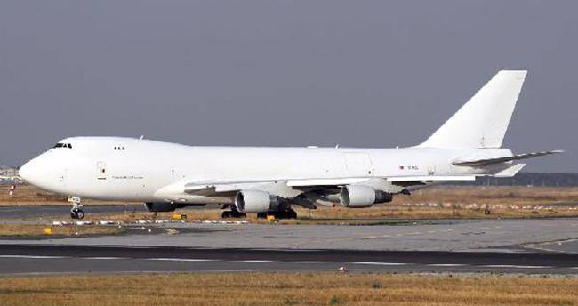 Türk uçağı Bişkek yakınlarında düştü: 16 ölü!