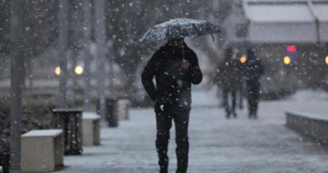 17 Ocak Bugün Hava Nasıl Olacak?