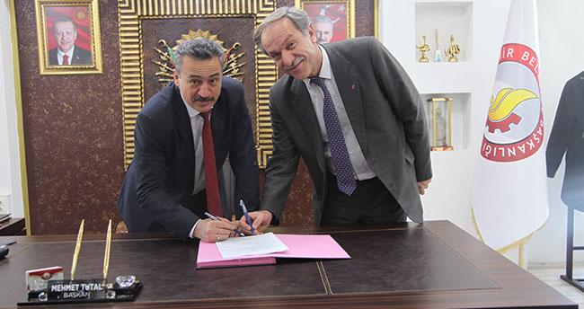 Seydişehir'de 41 işti toplu iş sözleşmesi imzaladı